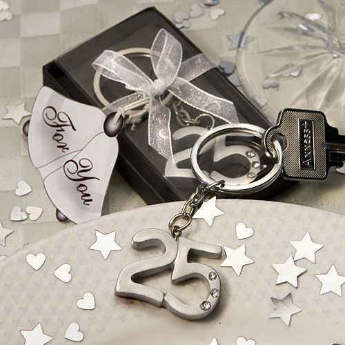 25th Wedding Anniversary Gifts Ideas Friends: Silver Anniversary Celebration For Couple