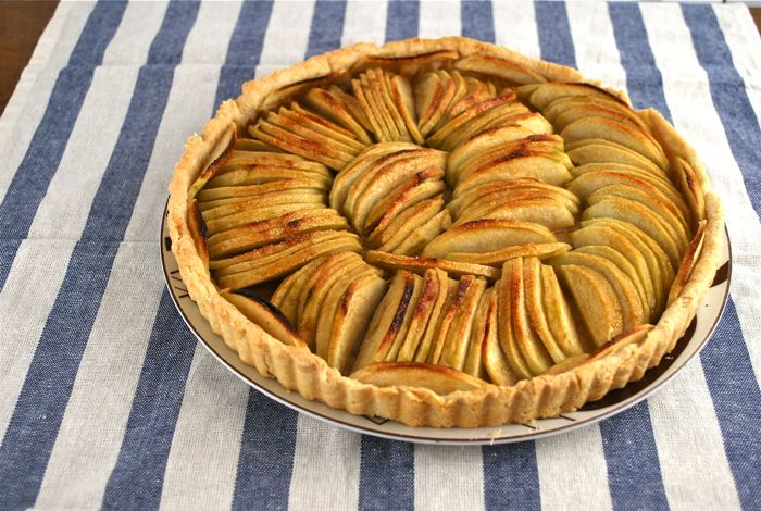 Simple Apple Tart (adapted from the Smitten Kitchen by way of Alice ...