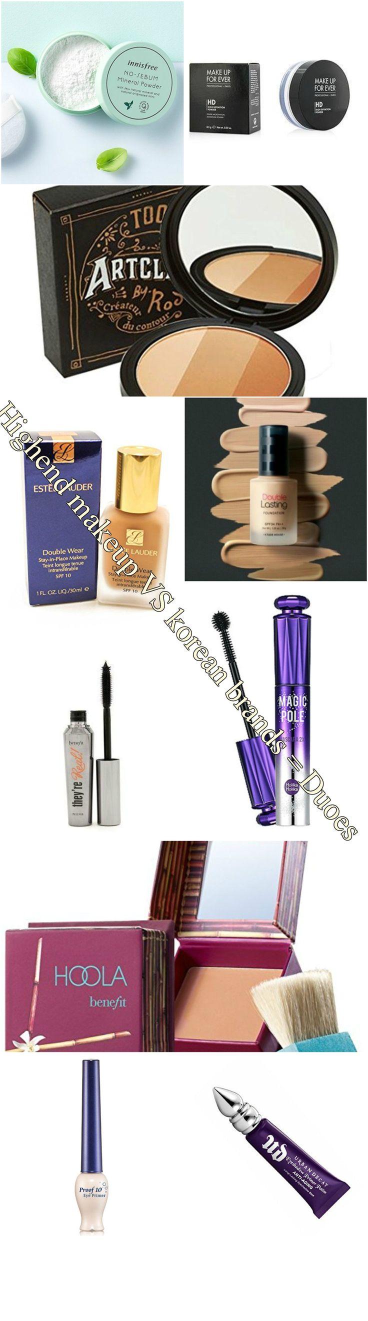 5 Korean Dupes for Highend makeup- Part 2