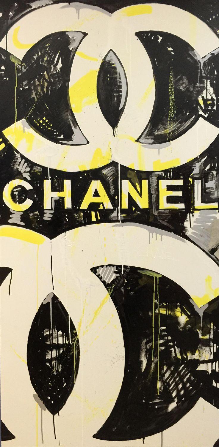 25 Best Ideas About Chanel Wall Art On Pinterest Chanel