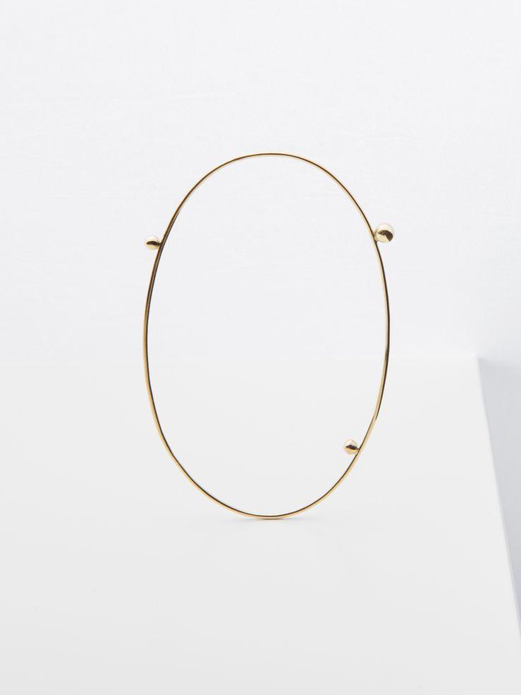 bracelet - marie - Anna Lawska Jewelery / collection - closeness -