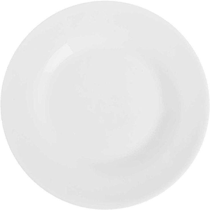 Aparelho de Jantar Duralex em Vidro Temperado Opaline Branco Menu 16 Peças - Duralex com o melhor preço é no Walmart!
