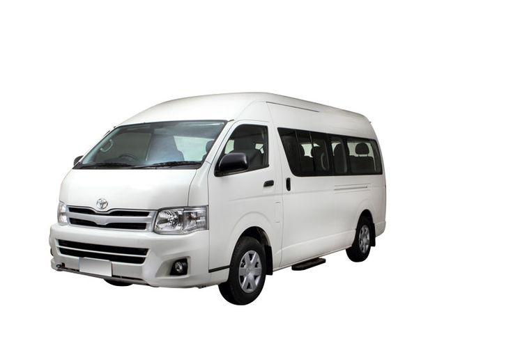 Toyota Auto2000 Hiace Full Front Exteriorr Type Commuter
