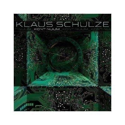 Kontinuum (Digipack) - Klaus Schulze - swiatksiazki.pl