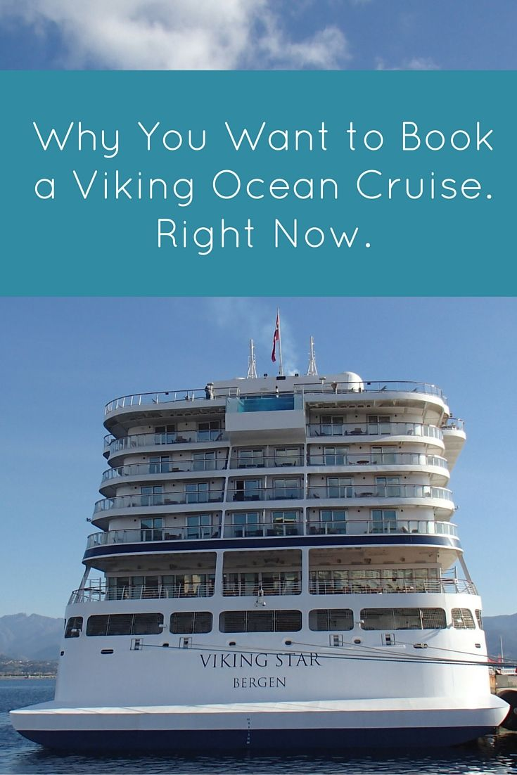 Why You Want to Book a Viking Ocean Cruise. Right Now. - The Vacation Gals