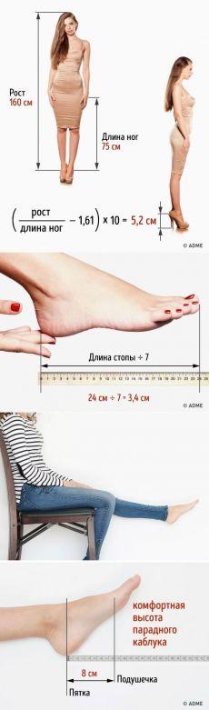 Каблуки, которые можно носить каждый день / Все для женщины