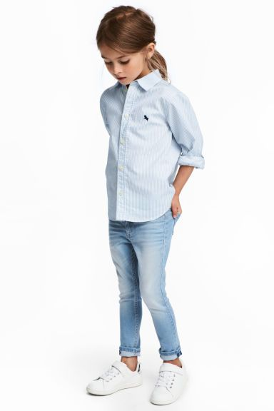 Skinny fit Satin Jeans79,90