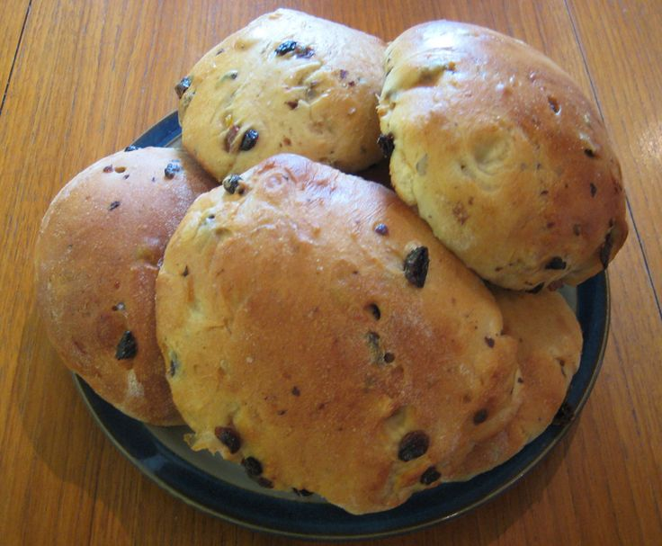 Rock Cakes British Food