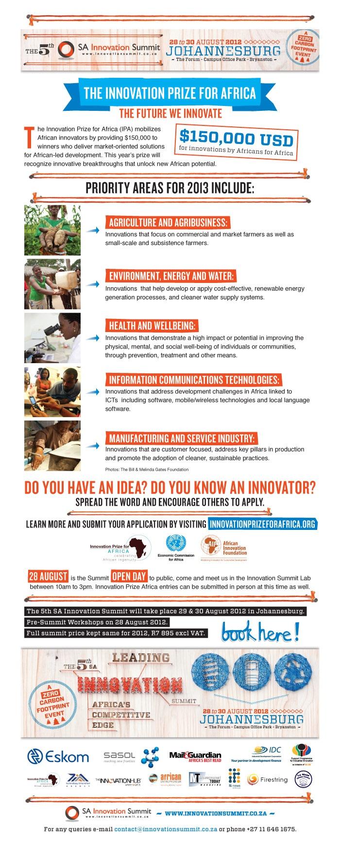 Innovation summit newsletter