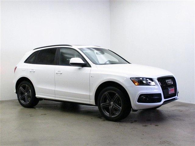2012 Q5 S Line Plus... My type of mom car:)