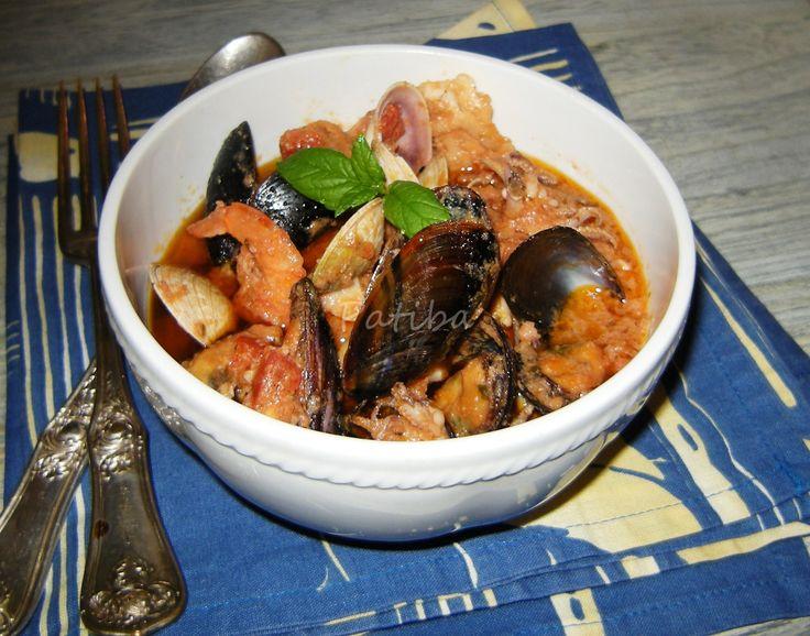 Zuppa di pesce della Petronilla