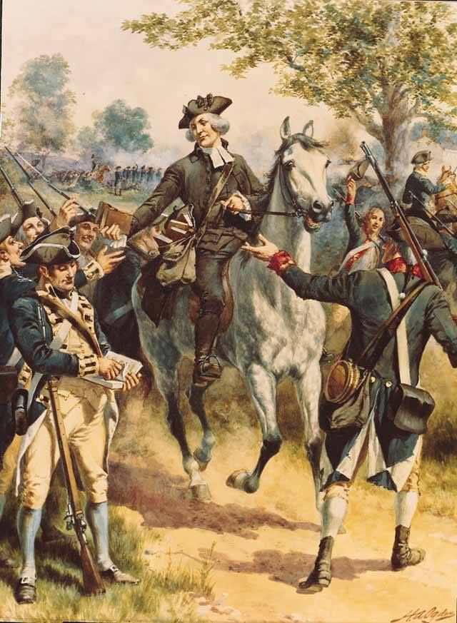 Best u s revolutionary war images on pinterest