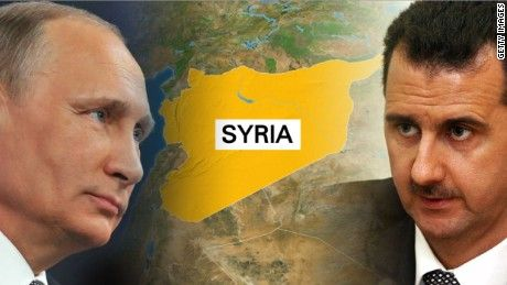 For the Russian President, action in Syria is not just about saving Bashar al-Assad. It is a demand for Russia to be taken seriously as a major world player.