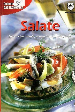 Meniul de sărbători: salate, sosuri şi dulciuri