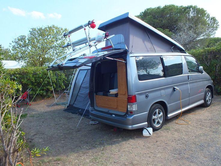 43 best images about mazda bongo crazy on pinterest rear seat camper van and bench seat. Black Bedroom Furniture Sets. Home Design Ideas