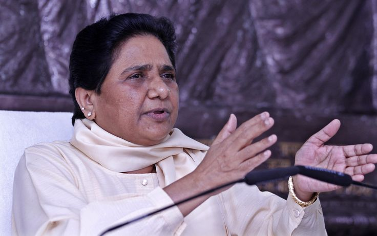 No alliance for #BSP in #Punjab, #UP and #Uttrakhand says Mayawati ....