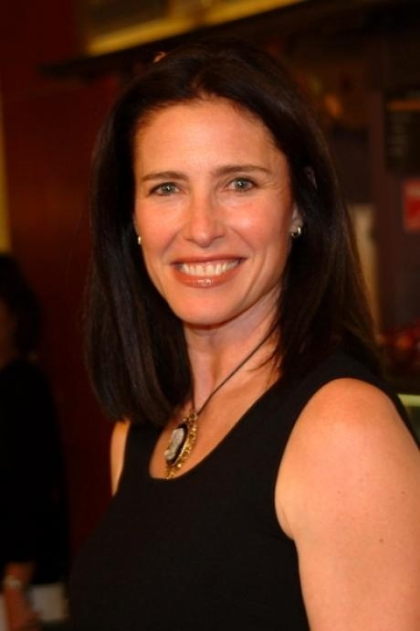 Mimi Rogers...Tom Cruise's first wife