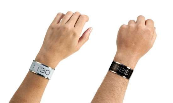 The World's Thinnest Watch is Unveiled at CES 2013 #gadgets #techgadgets