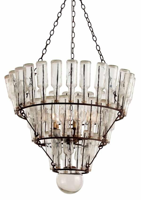 Arteriors: Stedman 5-light chandelier
