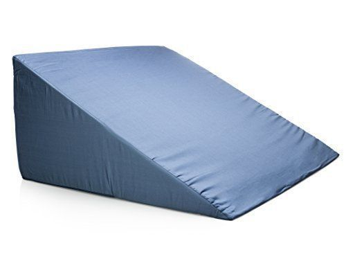 Product review for Sleep Jockey Premium Therapeutic Grade Back Bed Wedge - Acid Reflux GERD Reliever, Back Pain Relief, Snoring Reducer, Pregnancy Sleep Aid.  - ULTRA LUXURIOUS 300 THREAD COUNT EGYPTION COTTON What good is a wedge without a pillow case to go with it? … Unlike our competitors, who don't even include a sheet covering at all, we do!… But not just any pillow case… every Sleep Jockey wedge comes wrapped in a luxurious....  Continue reading #SciaticaRecoveryAdvice