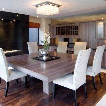 Finfloor - Woodline Parquetry wooden Flooring colour Walnut