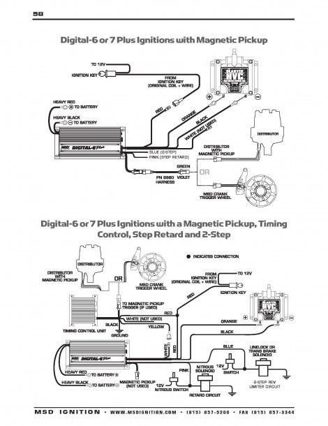 digital 6 wiring diagram diagram data schema msd 6al wiring diagram for mopar  msd digital 6