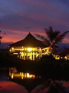 Wisata Religi Kristen Katholik Jogjakarta Yogyakarta & Jawa Tengah: KOMPLEKS SALIB PUTIH - SALATIGA