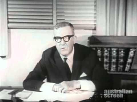 Australian Labor Party - 1966 Federal Election Ad - Clip 3 - Vietnam War