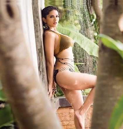 Sunny Leone's steamy bikini numbers on Manforce calendar . This could be easily be the most hot calendar of the year.