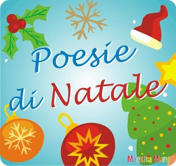 Brevi poesie di Natale