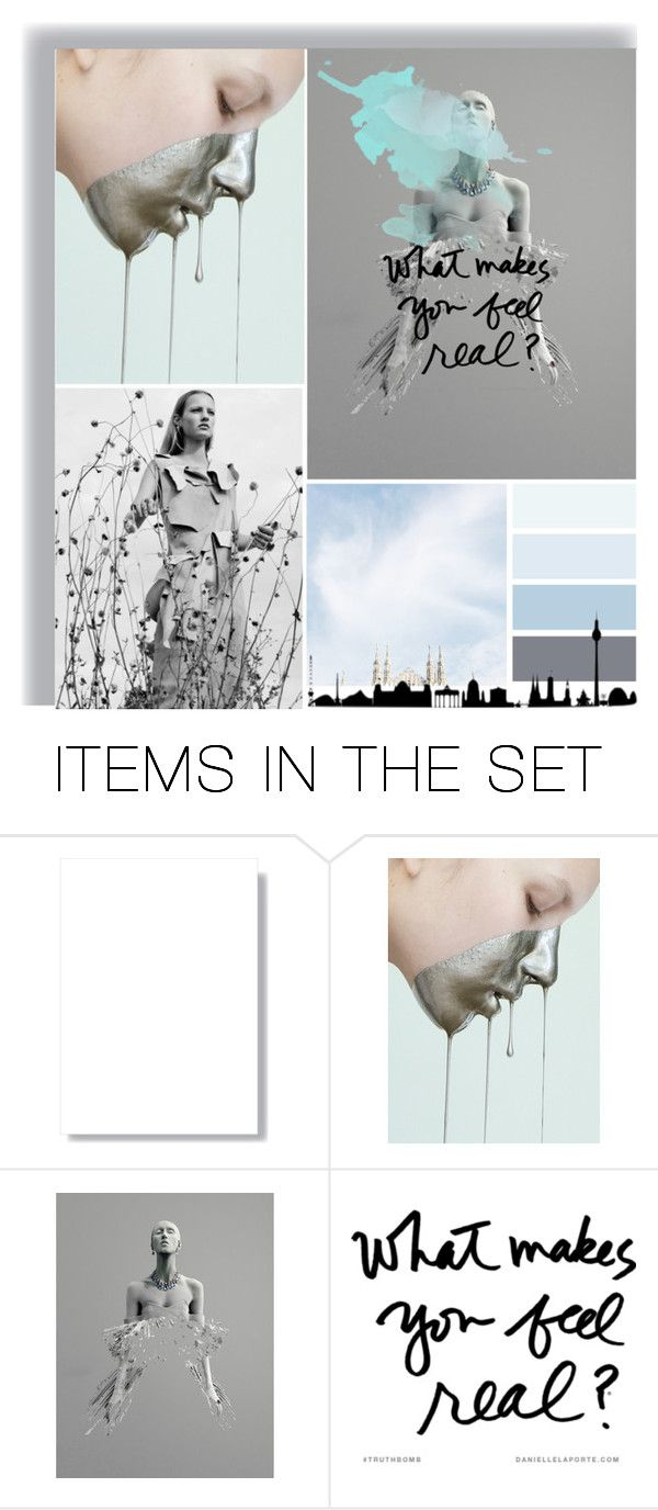"""What makes you feel real?"" by karimaputri on Polyvore featuring art"