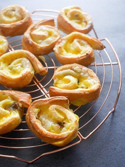 broodjes met banketbakkersroom en amandelspijs | Foodaholic.nl