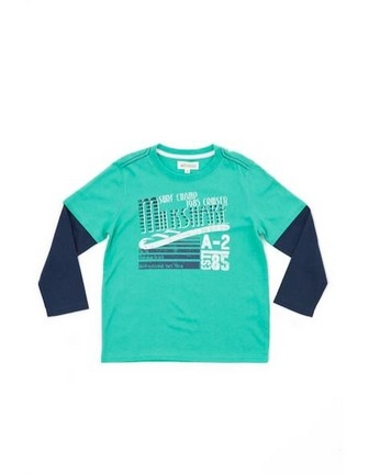 Another 2 Tone Long Sleeve T
