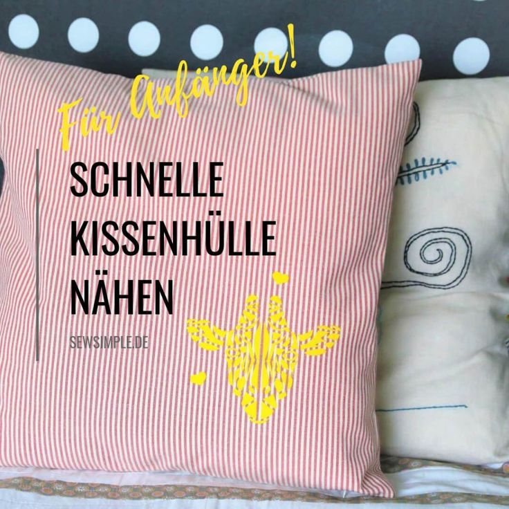 Cushion cover sew with zipper