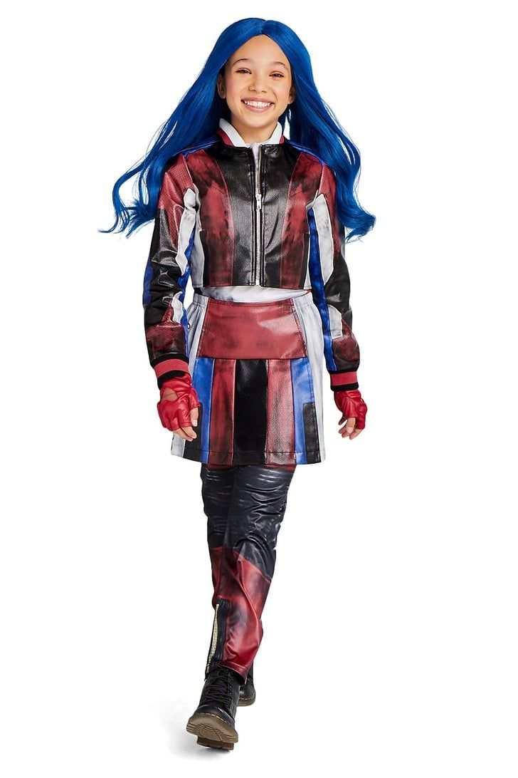 12 Of The Best Disney Descendants 3 Costumes For Halloween Evie Costume Kids Costumes Descendants Costumes