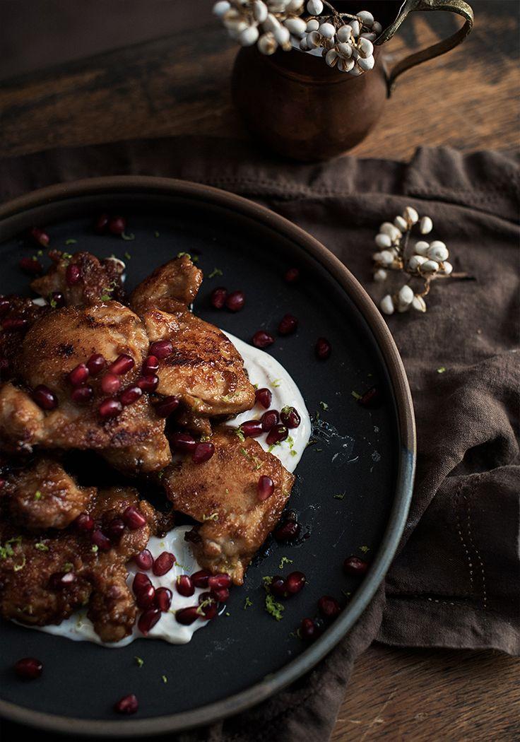 17 best images about recettes poulet et autres viandes blanches on pinterest livres sauces - Cuisse de poulet au four ...