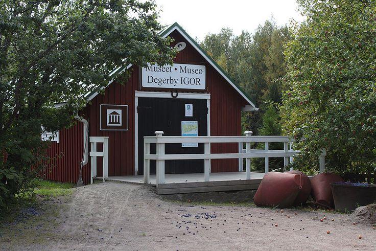 Degerby Igor Museum | by visitsouthcoastfinland #visitsouthcoastfinland #Finland #Suomi #degerbyigor #degerby #igor #museum #museo #Inkoo