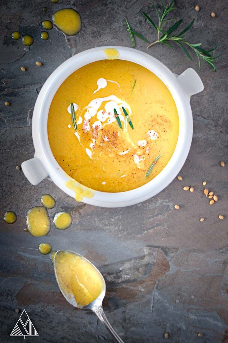 Pumpkin Soup | The Little Pine