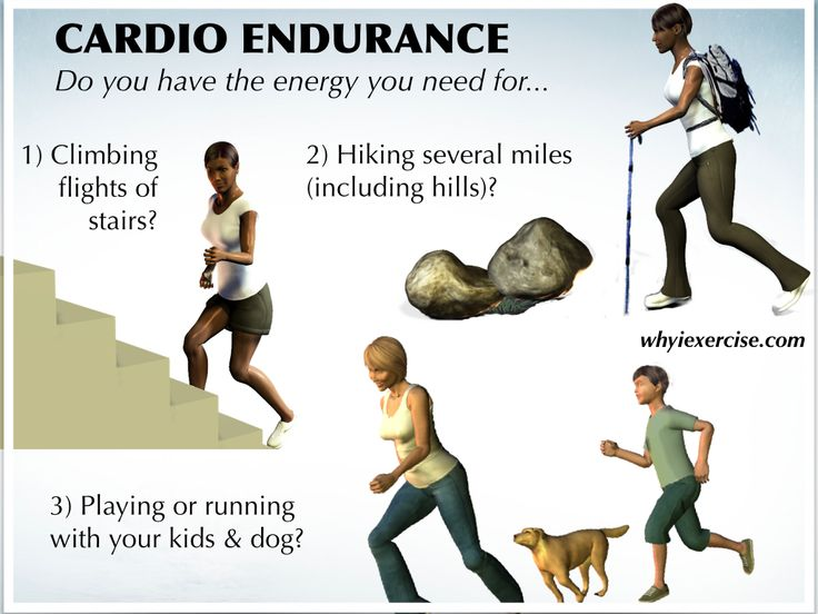 Cardiovascular Endurance Definition