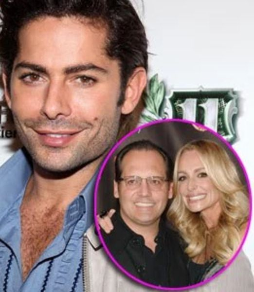 Cedric Martinez Claims The RHOBH Pushed Russell Armstrong To Commit Suicide! - The Real Housewives | News. Dirt. Gossip.