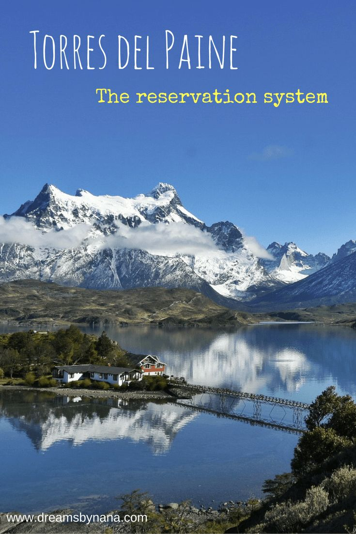 Are you going to Torres del Paine and have you heard that you now need to book in advance? No? You are in a hurry! High season starts in December - read the complete guide about the reservation system and please share - I meet more and more visitors who didn't know about the reservations and its not funny to travel all the way to the end of the world without seeing this world wonder!