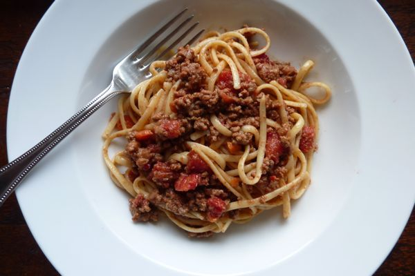 Marcella Hazan's Bolognese: Don't f*#k with it.