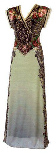 michael negrin gown floor length