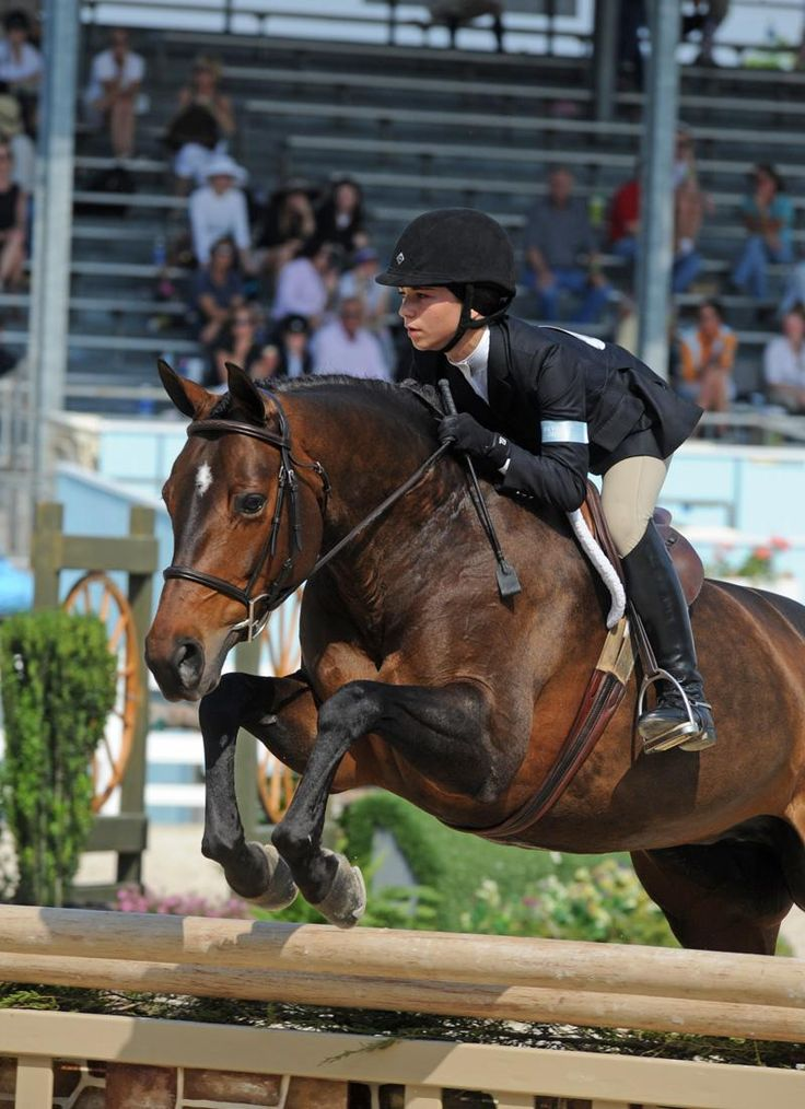 Photos & Video | The Chronicle of the Horse  My girl Nadia!! Miss her!!
