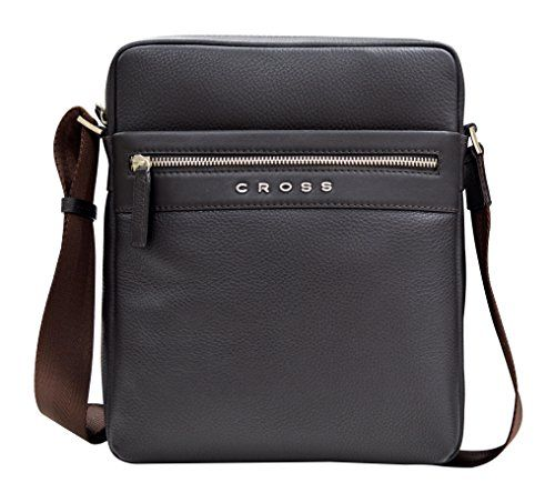 Cross Men's Genuine Leather Cross-body / Sling Bag for iPad (Oak Brown) LobiMobi is Amazon.in, curated. Find only most useful, beautiful, and well-designed products from Amazon India.