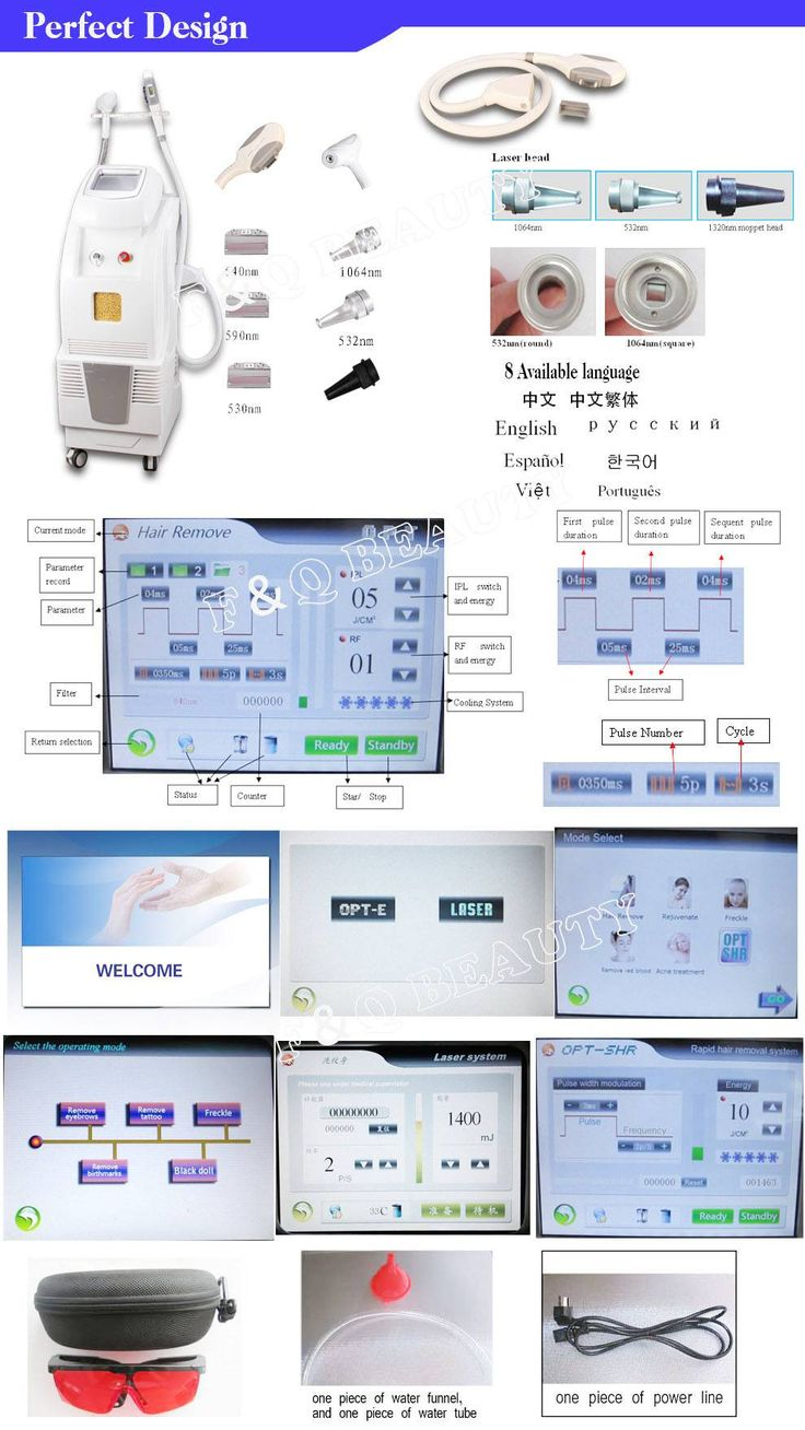 FQA24 2 IN 1 OPT SHR IPL ND YAG LASER hair removal tattoo removal beauty machine