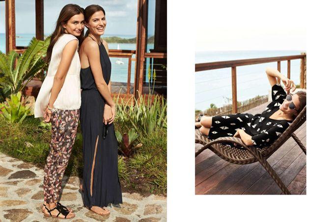 Одежда для отпуска от H&M (Интернет-журнал ETODAY)