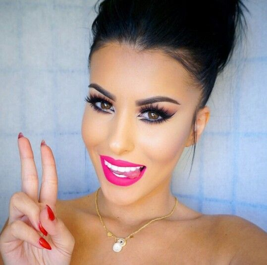I love this make up. Amrezy