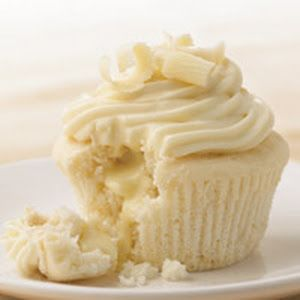 Gourmet Cupcake Recipes | White Chocolate Cupcakes Recipe | Key Ingredient