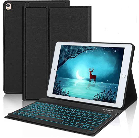 اشتري اونلاين بأفضل الاسعار بالسعودية سوق الان امازون السعودية لوحة مفاتيح لجهاز ايباد مقاس 10 2 انش In 2021 Ipad Keyboard Case Bluetooth Keyboard Case Ipad Keyboard